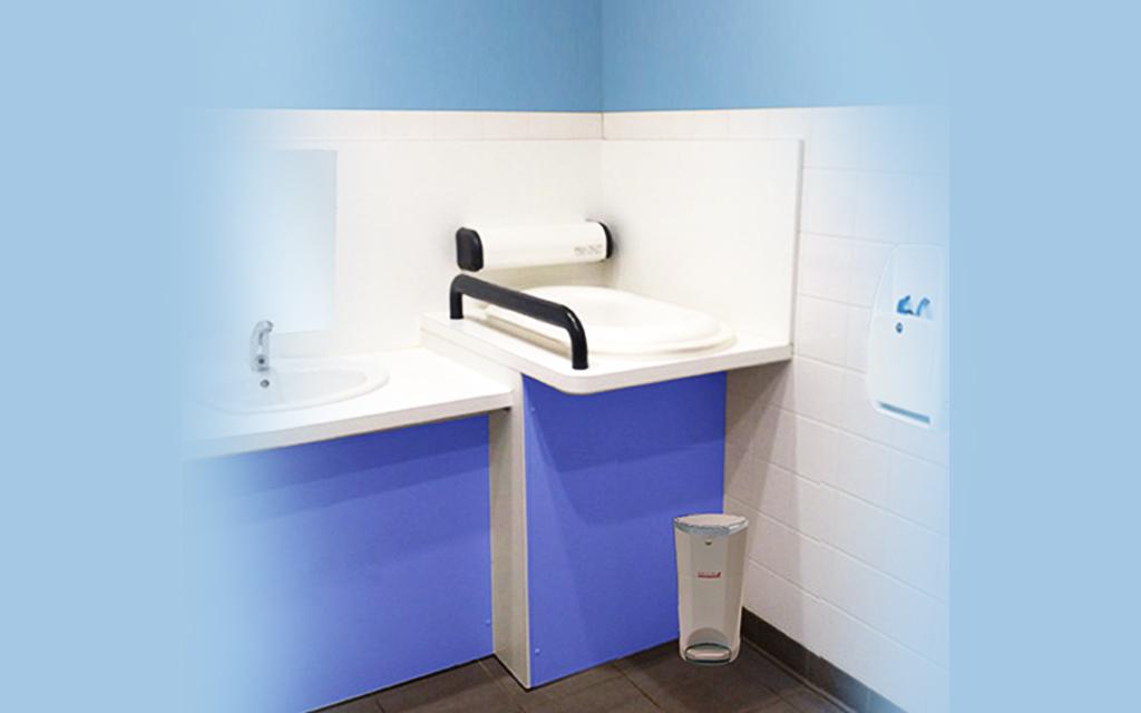 espace change b b nos produits pour professionnels. Black Bedroom Furniture Sets. Home Design Ideas